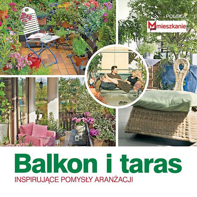 Balkon i taras w bloku. Inspirujące pomysły