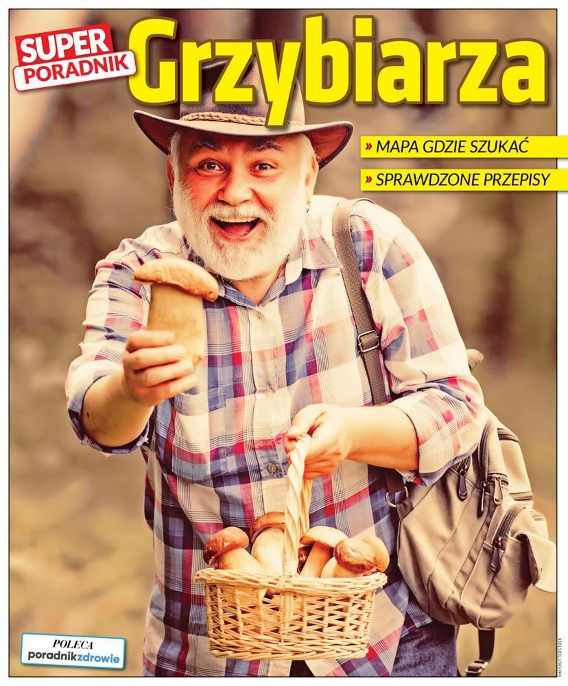 Super Poradnik Grzybiarza