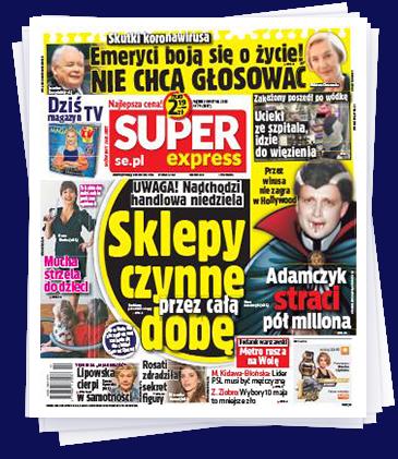 e-Prenumerata Super Express