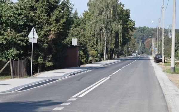Rozwój infrastruktury drogowej w powiecie kościańskim