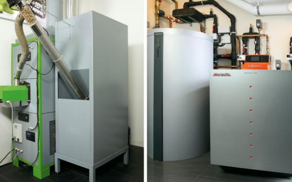 Kocioł na biomasę czy pompa ciepła: jakie ogrzewanie lepsze?