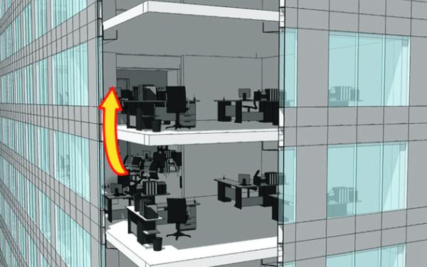 Bezpieczeństwo pożarowe szklanych fasad - wymagania konstrukcyjne
